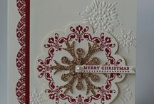 CARDS: Christmas Snowflakes / by Deb Lyons