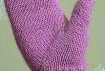 варежки...носочки...