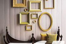 wall decor Ideas / by Kristie Raducka