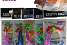 Snapper Rigs Flasher Rig Pre-Tied Surf Fishing Bottom Tackle / Snapper Rigs, Flasher Rig,Bottom Reef Fishing by Reedy's Rigz Snapper Fishing Tackle Winter Season Sale Pre tied on a Paternoster Snapper rigs are best for new fishermen & experienced Anglers.