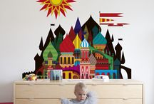 Kid's Room / by Katie Riddle Richards