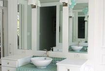 Anna Maria Beach House Bathrooms! / Beach ideas for your bathroom