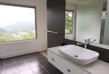 Bathroom Ideas / New and inspiring bathroom renovation ideas.