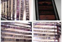 Filminas, Real to Real, Rollos de Películas 8,12 y 16 mm. / Formatos antiguos de videos y sonidos.