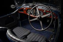 1931 Lagonda Tourer.