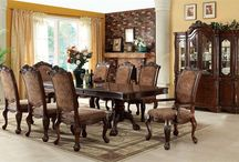 Formal Dining Tables / Formal traditional dining tables with chairs