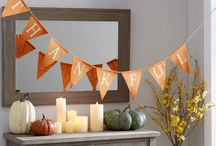 Pottery Barn Style Fall Decor / This board features all of the best fall decor from Pottery Barn. If you are looking for pumpkin decor , halloween decor or thanksgiving table settings, check out this board!