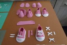 Обувь для кукол / Мир кукол