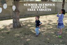 Olympic Party Fun