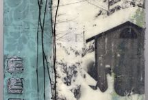 collage/media mix