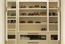 clutterfree closets : ) / by Jennifer Hyde