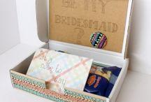 Bridesmaids / by Chantel Doucet