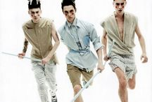 menswear styling / by Steph Kelly