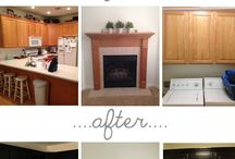cabinets makeover