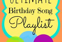 Playlists for every occasion
