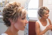 Короткие причёски