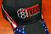 Titan Logo Hats / Titan Logo Hats are durable, high quality, adjustable baseball caps with fully Embroidered logo.