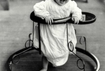 Vintage Parenting / Parenting in days gone by. The good, the bad, and the what-the-heck....