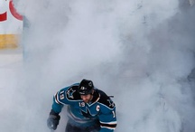 San Jose Sharks / The San Jose Sharks are a professional ice hockey team based in San Jose, California. They are members of the Pacific Division of the Western Conference of the National Hockey League.