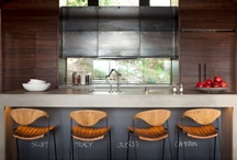 Kitchens / by Abby Stopper