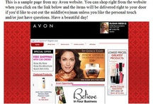 Products I Recommend / AVON products can be ordered through my AVON website:  www.youravon.com/susan2011 / by Love. Laugh. Live.