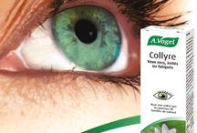 A.Vogel Eye Drops (Collyre) / Το κολλύριο της A.Vogel με ευφράσια μπορεί να χρησιμοποιηθεί για την αντιμετώπιση της ξηρότητας, των ερεθισμών και της κούρασης των ματιών.  Το κολλύριο συμβάλλει στην ανακούφιση των παραπάνω συμπτωμάτων, στην επαρκή ενυδάτωση των ματιών και είναι κατάλληλο για ταυτόχρονη χρήση με φακούς επαφής.  Μπορεί επίσης να χρησιμοποιηθεί κατά τη διάρκεια της εγκυμοσύνης και του θηλασμού. Κατάλληλο και για παιδιά άνω των 2 ετών.  http://www.avogel.gr/product-finder/avogel/Eye_Drops.php