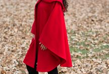 Take the chill off... / Woolen capes