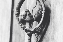 Door knocker mania