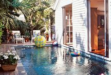 Exterior Spaces / Gardens, Pools, & Courtyards / by Claire Watkins