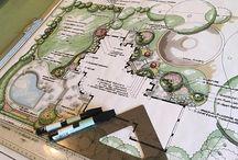 Arsitektur site plan