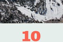 Travel / Just a bunch of top 10 articles and stuff related to travel