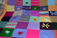 knitting for charity / by Ginny LeRoy