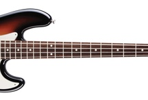 basses / The best bass guitars in the world.