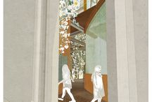 Architectural Presentation / Drawings