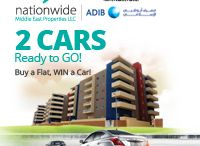Buy a Flat win a Car / This Can Be True. Win a Nissan Sunny 2014 By Buying a Property in Al Reef. Call Us +971 2491 2291 Visit  www.nwmea.com   for more details