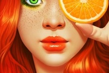 Orange Crush / by Holly Carrigan