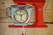 Funky Gift Clock Ideas
