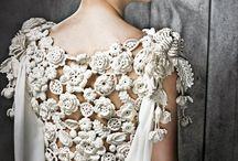 crochet lace flowers