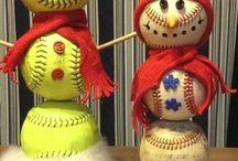 snowman decorations