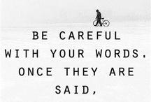 Kloka och roliga ord