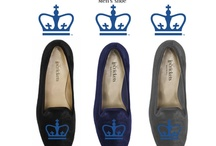 Columbia University Shoes / by JP Crickets University and Collection Loafers jpcrickets