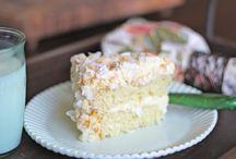 Cake inspiration / by Sherrie Stevens