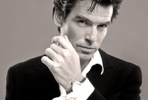 pierce brosnan / by Cees Timmer