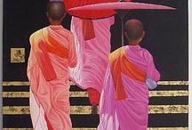 Buddhism / by Ruth (Farfallina)