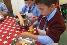 Kiddy Cook Cooking in Schools