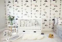 New Baby Nursery Inspiration and Decor