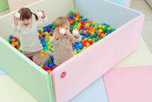 My Cradle / A Place for Parents and Babies - Introducing Foldaway Bumper Mat