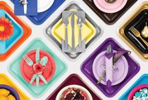 Tableware / Brighten up your next meal!