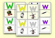 Letter Sound 'w' Activities - Phonic Teaching Ideas - Initial Letter Sound Art & Crafts