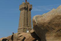 Perros-Guirec et sa région / belles photos des côtes d'armor , côte de granit rose et autres....